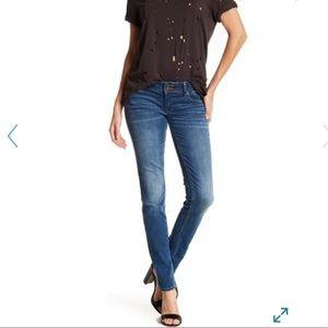 Hudson Collin Flap Pocket Skinny Jeans Size 31